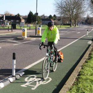 Cycle Lane Segregation
